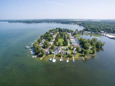 Kosciusko County Single Family Home For Sale: 10309 N Grand