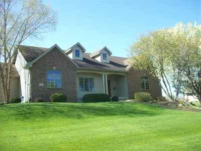 Fort Wayne Single Family Home For Sale: 9834 Banyan Court
