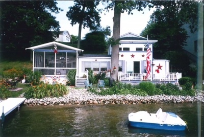 Lagrange County, Noble County Single Family Home For Sale: 5875 S 960 E Big Long Lk