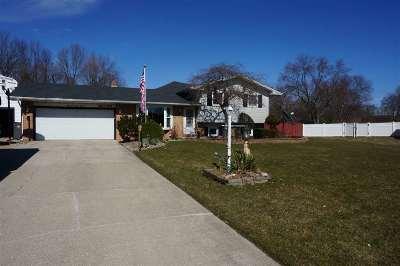 Granger IN Single Family Home For Sale: $249,300