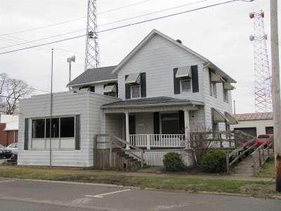 Marshall County Single Family Home For Sale: 215 W Garro