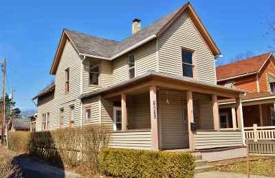 Allen County Single Family Home For Sale: 1215 Sherman Boulevard