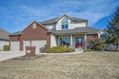 Fort Wayne Single Family Home Back On Market: 8609 Greyhawk Drive