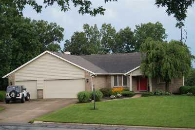 Kosciusko County Single Family Home For Sale: 2738 Ivywood Drive