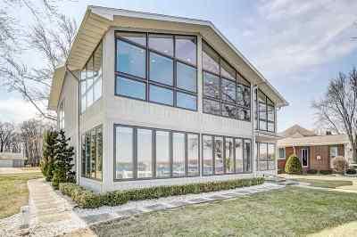 Kosciusko County Single Family Home For Sale: 26 Ems T13f Ln