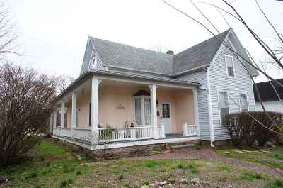 Huntingburg Single Family Home For Sale: 309 N Van Buren Street