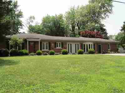 Evansville Single Family Home Cont-First Right: 11115 W Highway 66