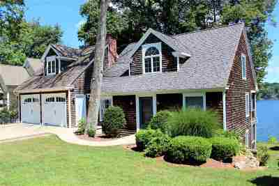 Leesburg Single Family Home For Sale: 3836 E. Forest Glen Ave.