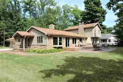 Kosciusko County Single Family Home For Sale: 6565 N. Kalorama Road