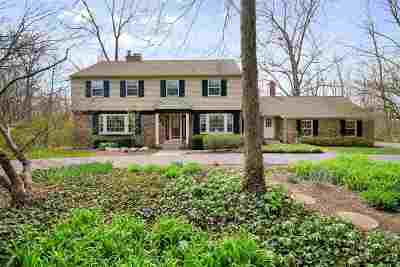 Fort Wayne Single Family Home For Sale: 10336 Vermilyea Pass