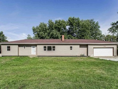 Elkhart Single Family Home For Sale: 58868 State Road 19