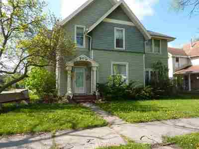 Marion Single Family Home For Sale: 903 W 4th Street
