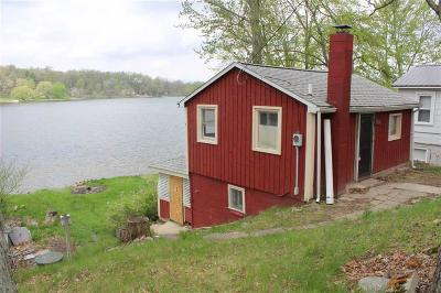 Steuben County Single Family Home For Sale: 660 Lane 110 West Otter Lake