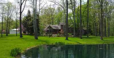 Allen County Single Family Home For Sale: 4131 Baird Road