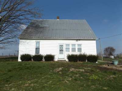 Huntingburg Single Family Home For Sale: 5313 S Patoka Road