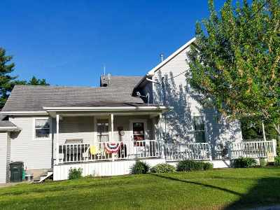 Avilla Single Family Home For Sale: 405 W Albion St.
