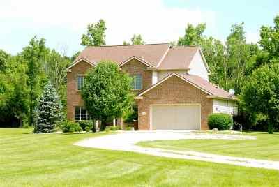 Fort Wayne Single Family Home For Sale: 4733 Hursh Road