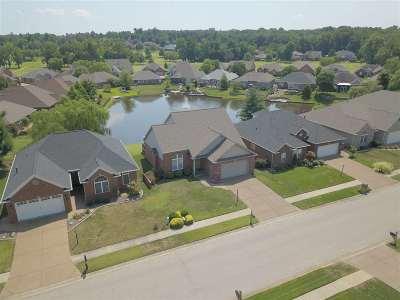 Evansville Single Family Home For Sale: 2123 Bunker Ln