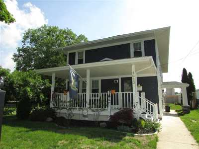 South Bend Single Family Home For Sale: 1020 N Frances