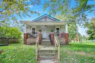 Elkhart Single Family Home For Sale: 1715 Huron Street