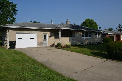 South Bend Single Family Home For Sale: 2123 S Walnut