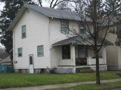 Allen County Single Family Home For Sale: 448 E Creighton Avenue