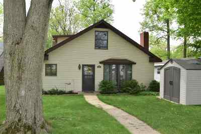 Syracuse Single Family Home For Sale: 515 E Lake View Rd #Pier 676