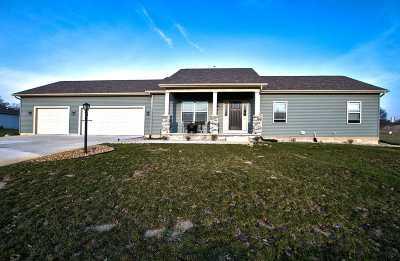 Elkhart Single Family Home For Sale: 57566 Sumac Court
