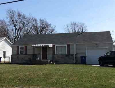 Marion Single Family Home For Sale: 1108 E 33rd Street