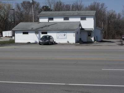 Angola Commercial For Sale: 2107 N Wayne