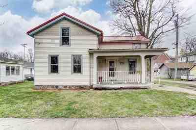 Lagrange Single Family Home For Sale: 210 N Mountain Street
