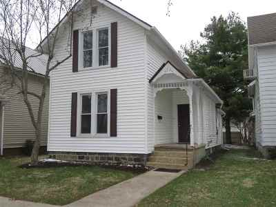 Noble County Single Family Home Cont-Accptngbackupoffers: 113 S Morton St