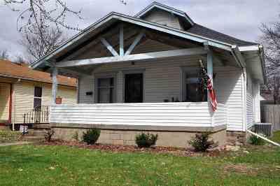 St. Joseph County Single Family Home For Sale: 938 S 36th Street