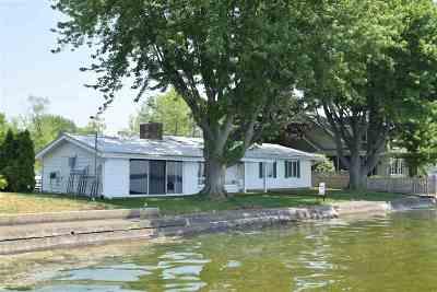 Kosciusko County Single Family Home For Sale: 8700 E Sunset Ln