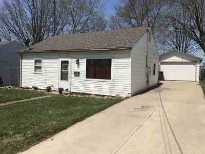 Elkhart Single Family Home For Sale: 732 Marine