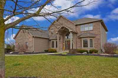 Fort Wayne Single Family Home For Sale: 2208 Braemar Drive