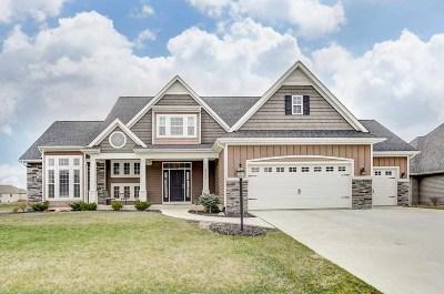 Fort Wayne Single Family Home For Sale: 2949 Treviso Way