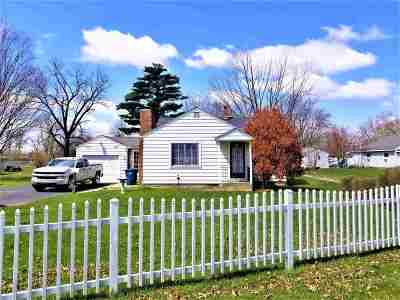 Marion Single Family Home For Sale: 3510 S Home Avenue