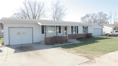St. Joseph County Single Family Home For Sale: 411 N Oakland