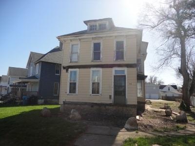 Huntington Single Family Home For Sale: 614 Salamonie Avenue
