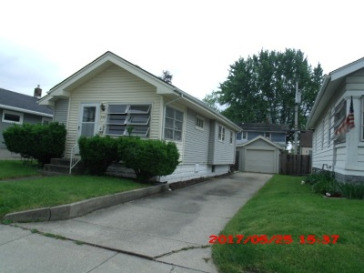 Allen County Single Family Home Cont-3rd Party Approval: 534 Charlotte Avenue
