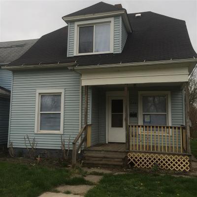 South Bend Single Family Home For Sale: 744 Diamond Avenue