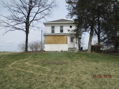 Fort Wayne IN Single Family Home For Sale: $59,900