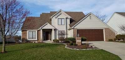 Fort Wayne Single Family Home For Sale: 10810 Ashton