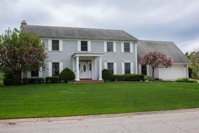 Granger Single Family Home For Sale: 50899 Ridgeview Lane