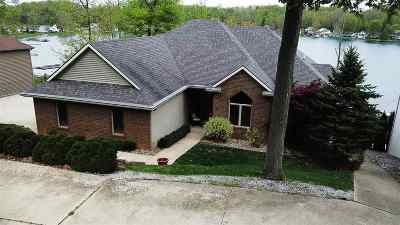 Whitley County Single Family Home For Sale: 1755 E Schug Road
