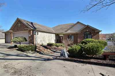 Columbia City Single Family Home For Sale: 1769 E Schug Road