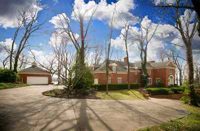 Newburgh Single Family Home For Sale: 6500 Belle Rive Drive