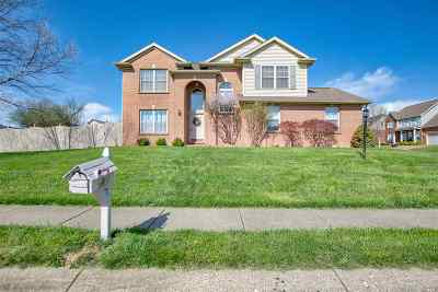 Evansville IN Single Family Home For Sale: $235,900