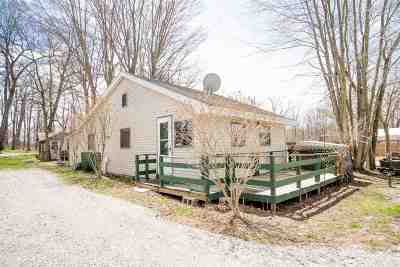 Whitley County Single Family Home For Sale: 2375 W 700N
